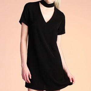 Tyche Choker Neck Dress Size L